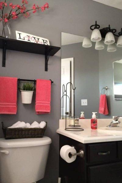 Romantic Grey Bathroom ideas