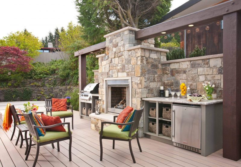 outdoor kitchen ideas Cooking Outside