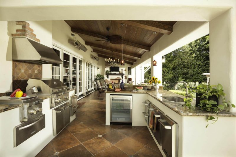 outdoor kitchen ideas diy Comfy and Luxurious