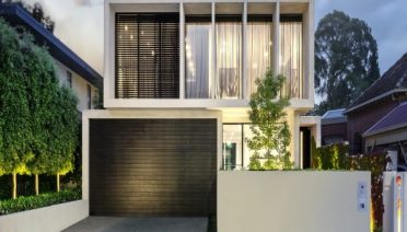 Front Facade House Design with Modern Charm
