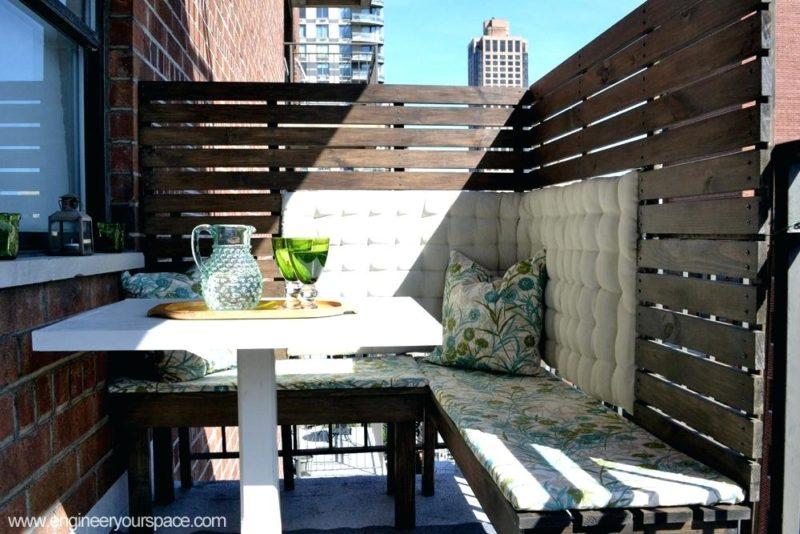 24 Stylish Apartment Balcony Ideas Full Image
